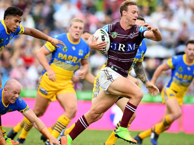 Daly Cherry-Evans hasn't been at his best in 2017.