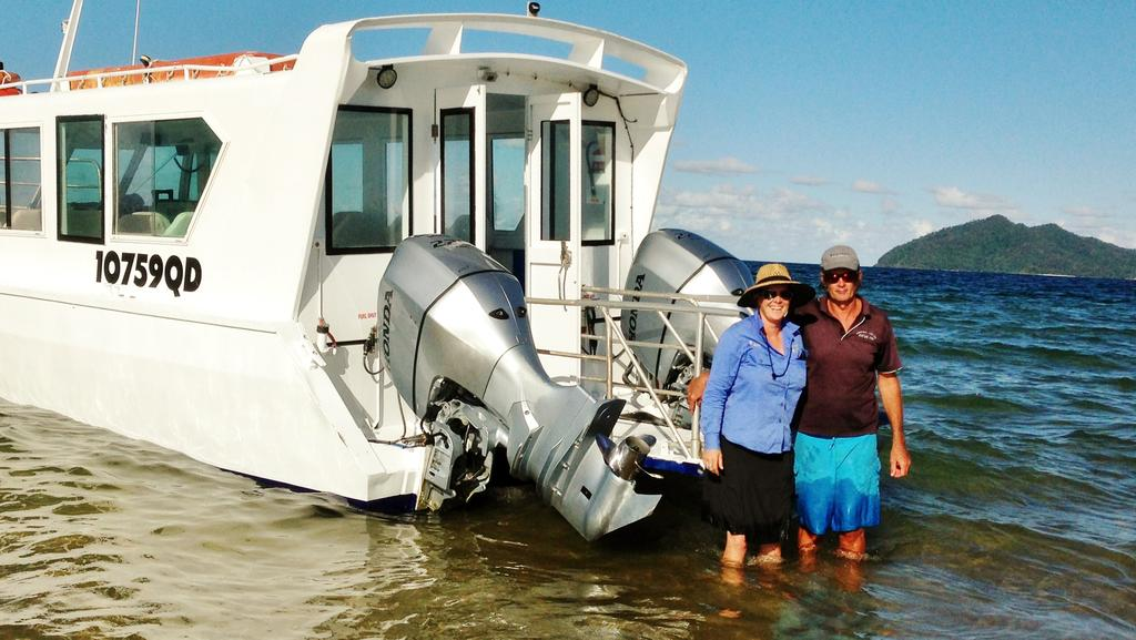 Dunk Island Holidays: Grave Fears For Much Loved Mission Beach Tourism Boss Lost