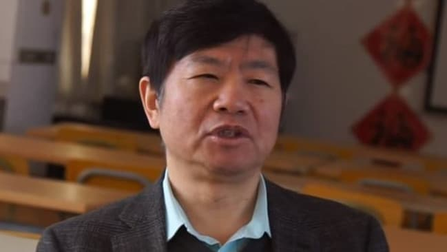 Mr Tao Ran is the Director of China's Youth Rehabilitation Base, and is known as the prison warden by those within the rehab camp.
