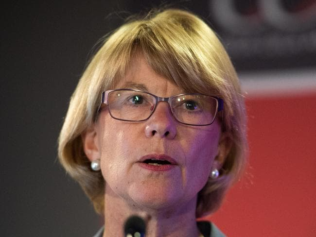 Coca-Cola Amatil chief executive Alison Watkins appears to have arrested the company's decline, but there is work ahead. Picture: Dan Himbrechts