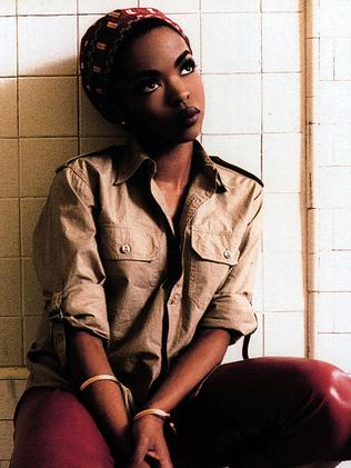 Lauryn Hill ... singer of one of Sia's favourite songs, To Zion.