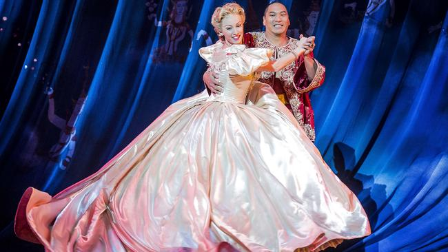 The  <i>King and I</i> featuring Lisa McCune and Jason Scott Lee