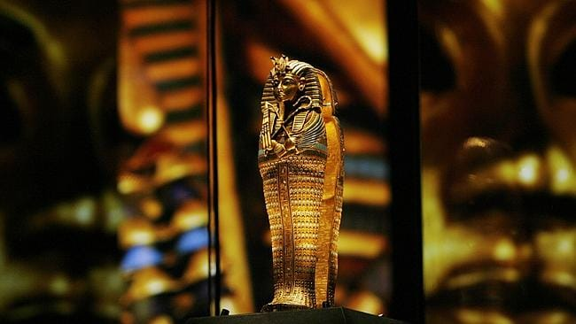 Golden quest ... hopes remain for the discovery of an undisturbed Egyptian royal tomb to be uncovered in the Valley of the Kings.