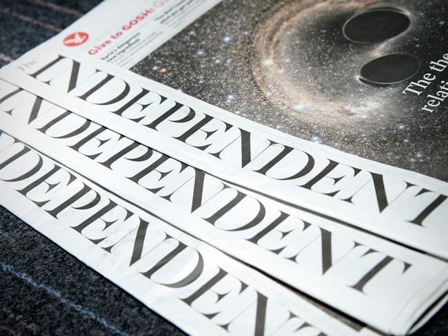 Independent to cease as print edition