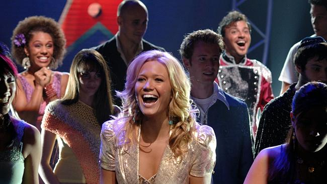 "Mandy Moore in scene from film ""American Dreamz"". Anyone heard f..."