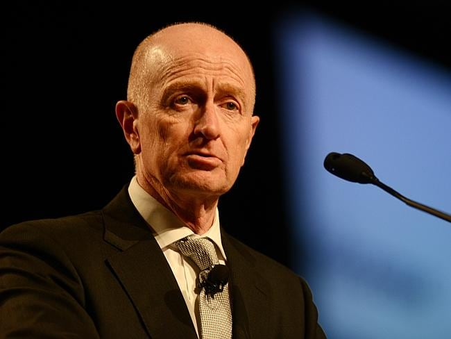 Not likely to cut rates further ... Reserve Bank Governor Glenn Stevens.