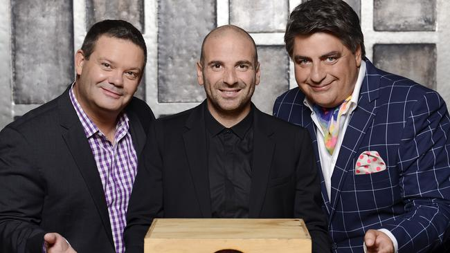 Confirmed ...Gary Mehigan, George Calombaris and Matt Preston will be back in the MasterChef kitchen next year.