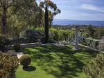 Pictured: Ocean view. Ellen Degeneres lists Santa Barbara house for sale. Picture: Jim Bartsch