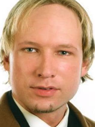 Facbook photo of Anders Behring Breivik from 2011. Picture: Supplied