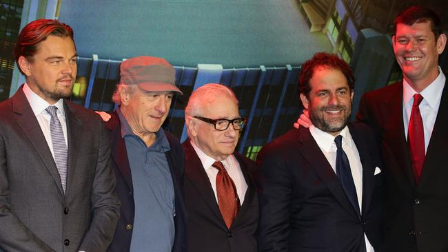 Warner Bros. earlier announced it was severing ties with Ratner. Picture: Jonathan Ng.