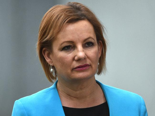 Health Minister Sussan Ley admits Australia has 'a broken private health system'. Picture: AAP/Mick Tsikas
