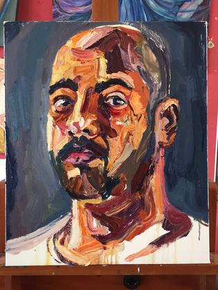 Portrait ... Sukumaran, 33, was sentenced to death for drug trafficking.