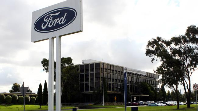 The closure of Ford's Geelong plant could send more people up to Melbourne.