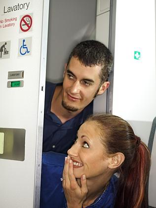 Joining the Mile High Club is now just a few clicks away. Picture: Thinkstock