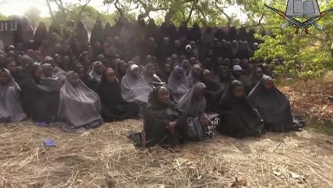 Nigeria schoolgirl rescued from Boko Haram after two years