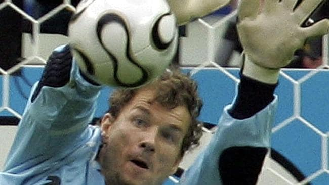 "Controversial ... former Arsenal and Germany goalkeeper Jens Lehmann says gay footballers would be ""crazy"" to reveal their sexual orientation."