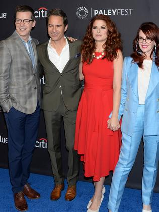 Will & Grace also got the reboot treatment. Picture: MEGA