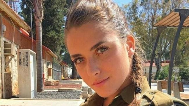 A post referred to female soldiers from Israel as Kimchi
