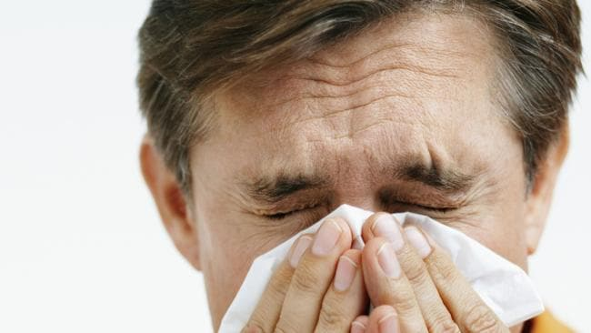 Watch out for when you start to sneeze more!
