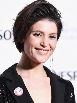 Gemma Arterton will attend the Bafta awards with activist guests. Picture: Getty