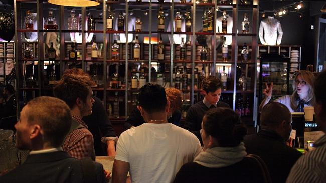 Discover the coolest and smallest bars in sydney with a for The balcony bar sydney