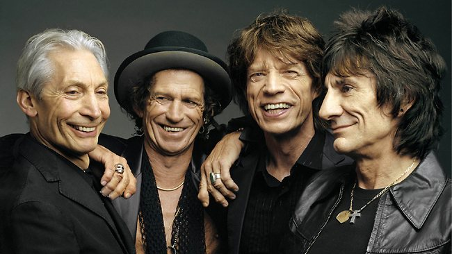 Music-The Rolling Stones-Tour