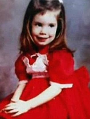 Murder victim Michelle Dorr was just six years old when she was killed.