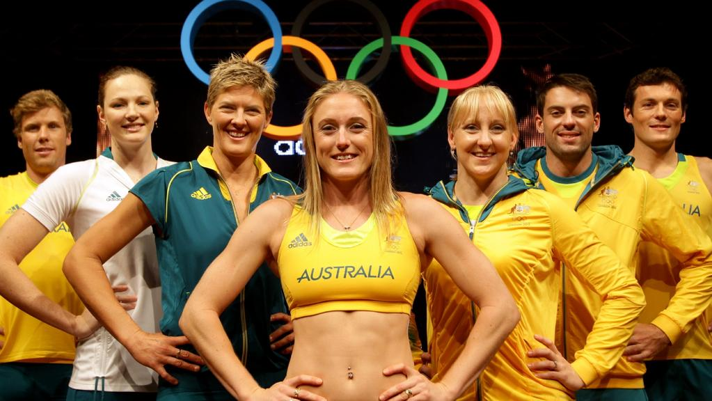 Australian Olympic Committee Aim For Top Five Finish On