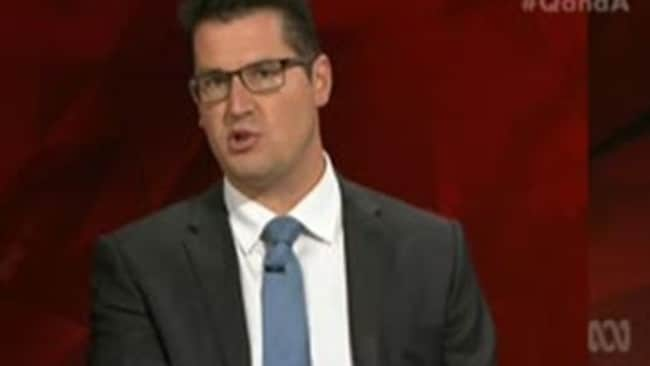 Liberal Senator Zed Seselja said media should focus on issues, not personalities. Picture: ABC
