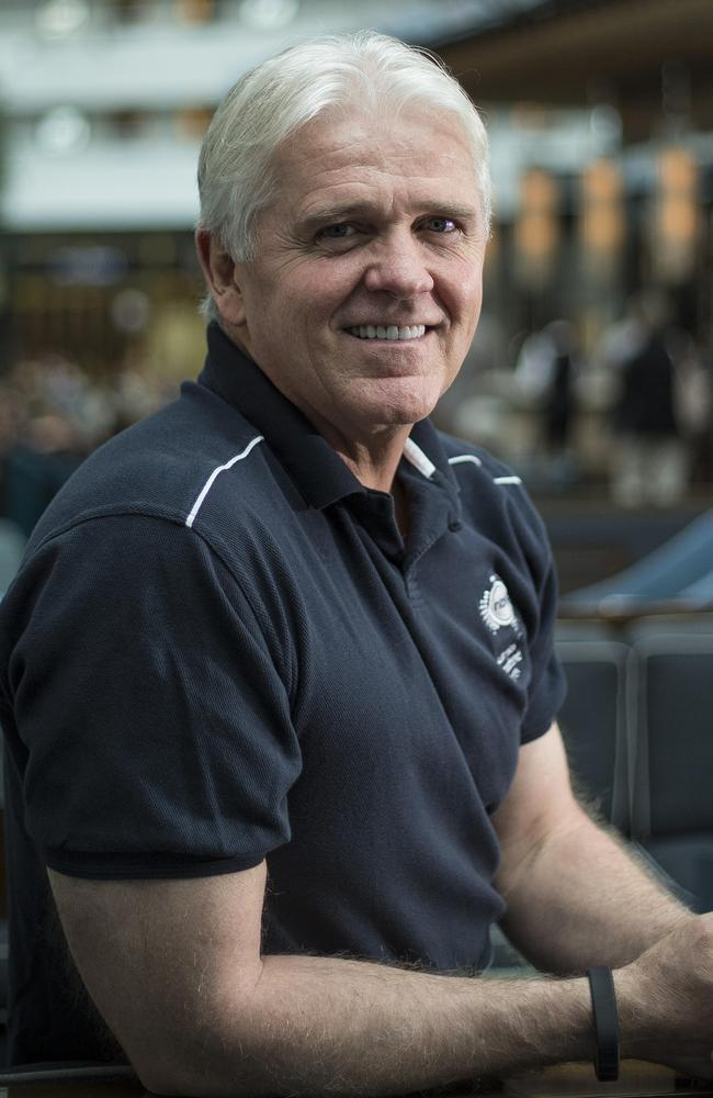 'Telcos have to look at their own cost structures,' says NBN head Bill Morrow. Picture: News Corp