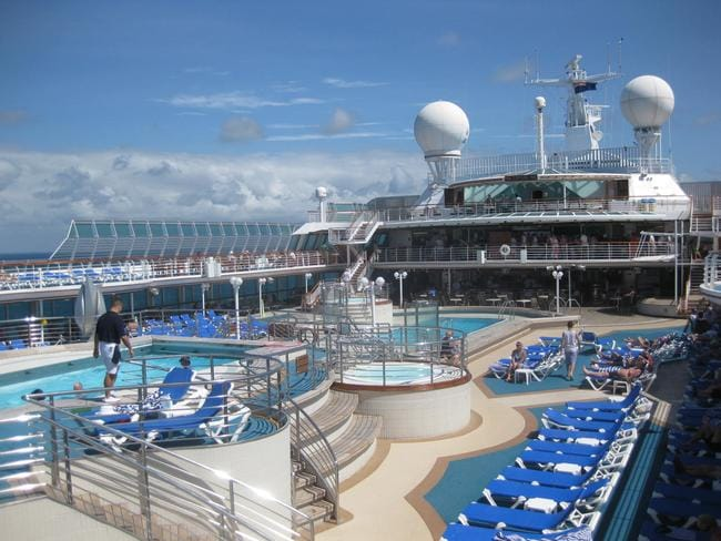 Cruise Ship Crisis Another Sea Princess Cruise Cancelled Leaving - Where is the sea princess cruise ship now
