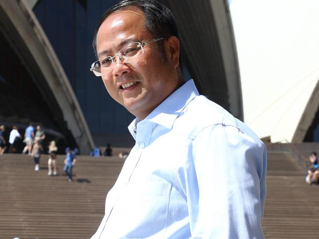 Huang Xiangmo's political influence has reportedly extended directly into the NSW parliament. Supplied.