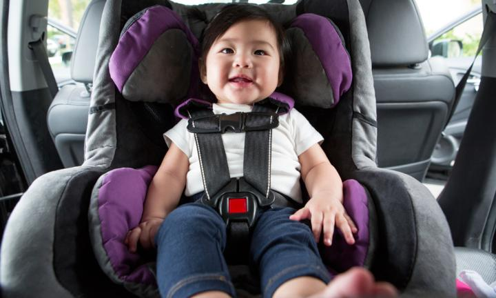 New standards for child car restraints