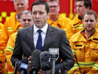Matthew Guy to Address CFA