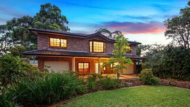 THIS six-bedroom home at 75 Saunders Bay Rd, Caringbah South will be auctioned on Saturday.