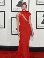 Singer Colbie Caillat attends the 56th GRAMMY Awards at Staples Center in Los Angeles, California. Picture; Getty