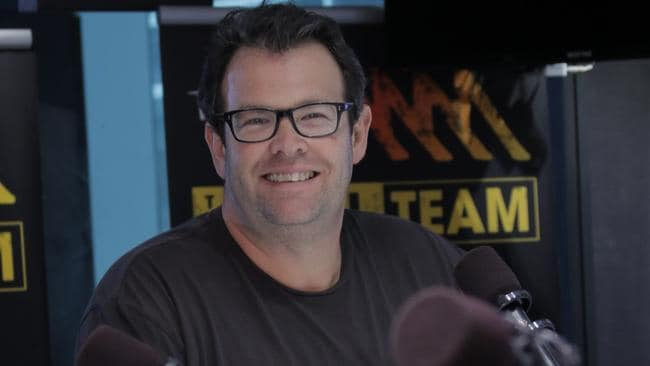 Triple M Grill Team captain Gus Worland wants us to pay more attention to the mental health of Aussie men.