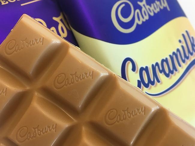 You would be taste testing their new creations, like Cadbury's latest 'Caramilk' bars.