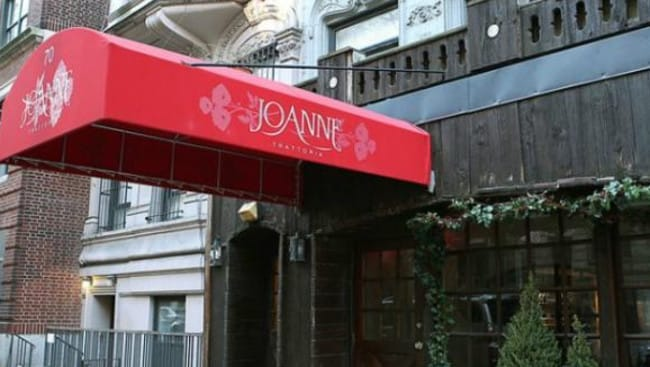 Want your food cooked by Lady Gaga's dad? Head to Joanne.