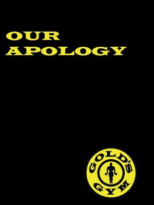 Yeah, that's not really how to do an apology.