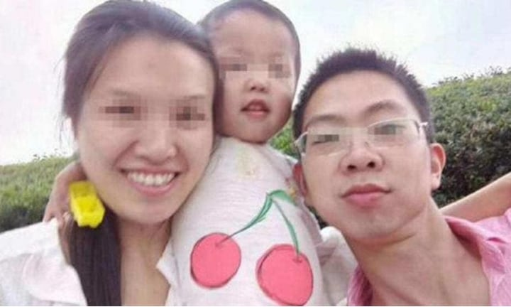 Wife takes her own life and her two kids after husband fakes his death