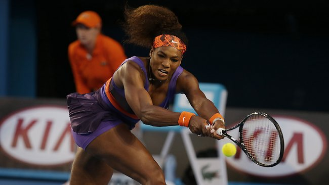 Serena Williams is unlikley to show her protege Sloane Stephens any mercy today.
