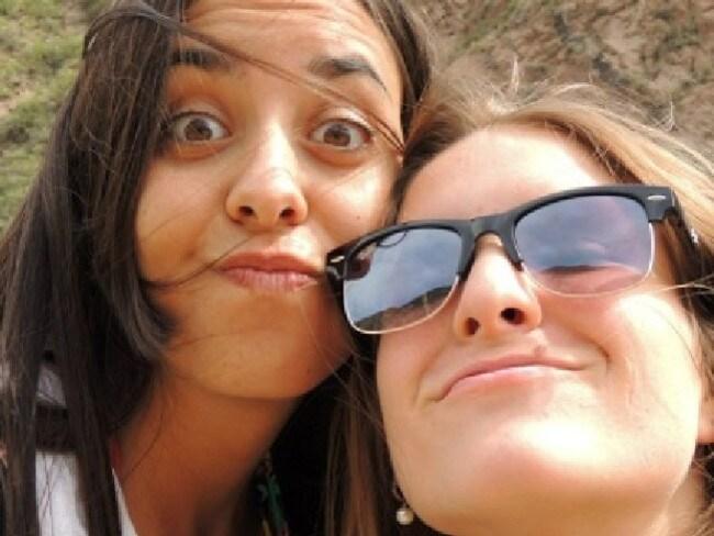 Marina Menegazzo and María Coni were murdered.