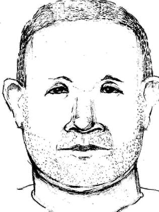 This police artist sketch was drawn from a description provided by Abigail Hernandez. Pic: New Hampshire Attorney General's Office