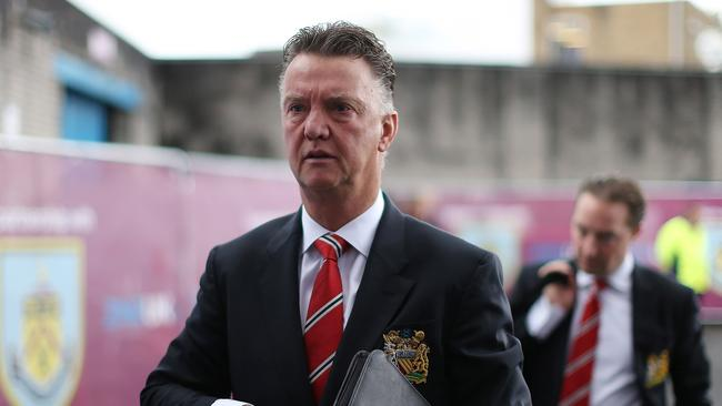 Manchester United manager Louis van Gaal had made some big changes.