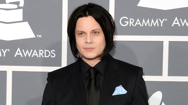 Singer/Musician Jack White. Picture: Getty Images