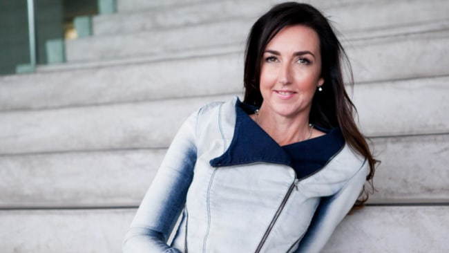 Jo Burston is looking to pave the way for a generation of new female entrepreneaurs. Photo: Supplied