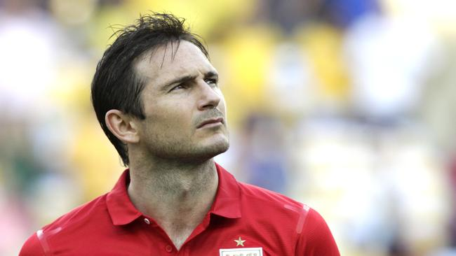 Lampard retires after a career spanning 106 caps with the England national team.