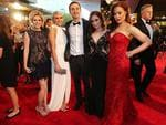 Logies 2014. The cast of Love Child. Picture: Julie Kiriacoudis