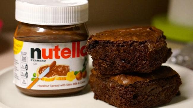 Nutella — which is marketed as a spread — is more like 'confectionary' according to Dr Joanna McMillan.